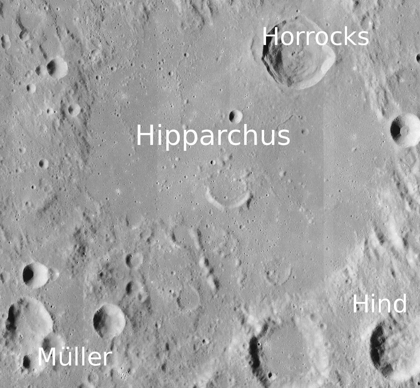 Hipparchus at full phase