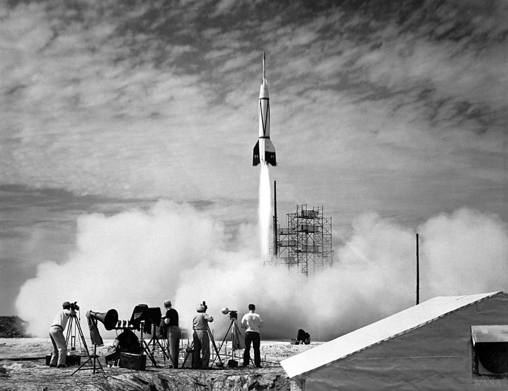 July 1950 Cape Canaveral
